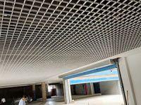 铝格栅吊顶生产环境